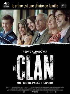 El Clan est un film de Pablo Trapero avec Guillermo Francella, Peter Lanzani. Synopsis : Dans l'Argentine du début des années quatre-vingt, un clan machiavélique, auteur de kidnappings et de meurtres, vit dans un quartier tranquille de Bue