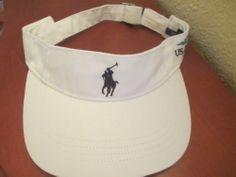 Polo Ralph Lauren US Open Tennis Visor  552e0326652