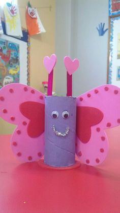 Butterfly friend!