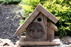 medallion bird house 3 by lisart1, via Flickr