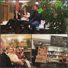 An amazing talk yesterday at @tanyaschelsea about detox and nourishing our body and soul!  We all need to start respecting our body and be kind to ourselves!  Detox and cleaning our bodies is a long term commitment, is a way of living not a 1 month decision... But it can be done easily if we really start to listening our body and our gut! Nutrition is a very important part, the right and good nutrients ( real food, not the ones that came with labels that we can even pronounce the names…