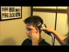 How to do a men's or boy's fade hair cut with clippers. Step by step, easy to follow directions.