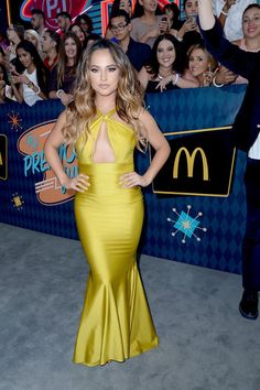 Becky G attends the Univision's 13th Edition Of Premios Juventud Youth Awards