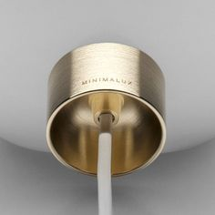 London Design Week: Bulb by Minimalux Le Manoosh, London Design Week, Brass Lamp, Ceiling Rose, Industrial Design, Lighting Design, Design Elements, Design Trends, Architecture