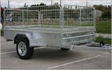Pinto Trailers; New Zealand made trailers.
