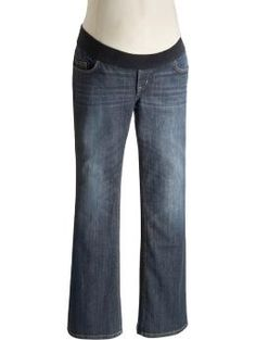 Old Navy Maternity Jeans I just bought. My pregnancy has been forever changed!!!