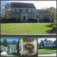Homes in Whiting Village, Hanover, MA Massachusetts, Real Estate, Homes, Mansions, House Styles, Life, Home Decor, Mansion Houses, Houses