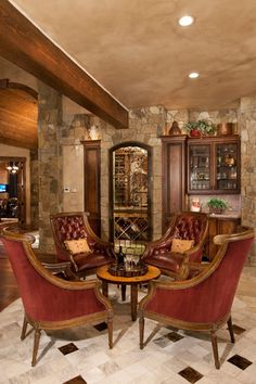 Sitting Room With Bar Design, Pictures, Remodel, Decor and Ideas ...