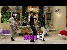 【TVPP】Hyorin, Bora(SISTAR) - 'Alone' with Jo Kwon, 씨스타의 새 멤버(?) 조권과 '나 혼자' @ Three Turns - YouTube