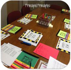 Principal Principles: Data Days at School School Leadership, Leadership Coaching, Educational Leadership, Educational Technology, Educational Administration, Assistant Principal, Instructional Coaching, School Psychology, Beginning Of School