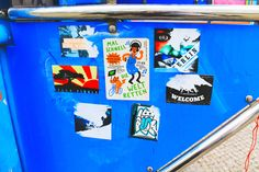 Land of stickers