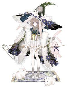 Fantasy Character Design, Character Design Inspiration, Character Concept, Character Art, Concept Art, Fantasy Characters, Anime Characters, Anime Chibi, Estilo Anime