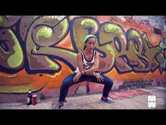 Stromae - Humain A L'eau flexing freestyle by Liza Riabinina - Dance Centre Myway