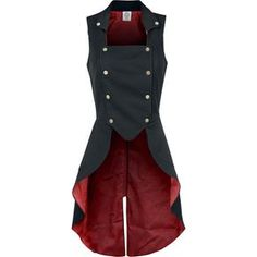 Through The Looking Glass - Hatter Made Dress - Gilet by Alice In Wonderland