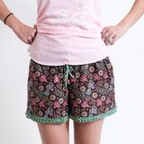 $19! Punjammies pajama shorts in Lily...