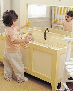 Storing Toys - Martha Stewart Home & Garden