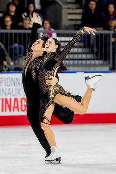 Virtue and Moir from Canada are the most decorated ice skaters in Olympic History