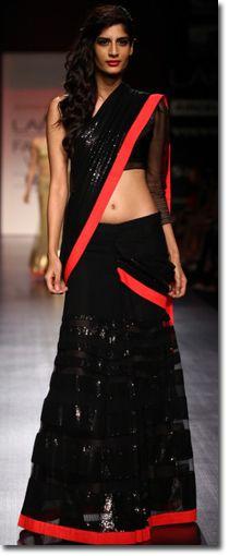 Manish Malhotra Sarees - Fashion Week5