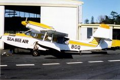 """Sea Bee Air (New Zealand) Grumman Widgeon ZK-BGQ collided with a small runabout when doing a high speed taxi """"on the step"""" from Paihia to Russell on the 14th of April 1979. Both occupants in the runabout were struck by the left hand propeller and killed instantly. The following year, on the 21st of January 1980, ZK-BGQ was written off at Kelly's Bay on the Kaipara Harbour with the pilot and his passenger both killed. The ill-fated Grumman Widgeon ZK-BGQ taken at Mechanics Bay on 10 June…"""