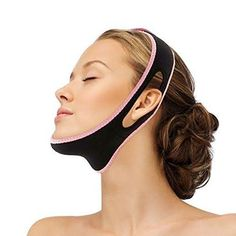 Anti Wrinkle Face Slimming Mask  Chin Lift Band -- You can get more details by clicking on the image.