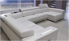 Corner Sofa Design, Sofa Bed Design, Living Room Sofa Design, Modern Luxury Bedroom, Luxury Sofa, Luxurious Bedrooms, Contemporary Couches, Furniture Sofa Set, Big Living Rooms