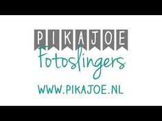 PIKAJOE Fotoslingers - How to - YouTube