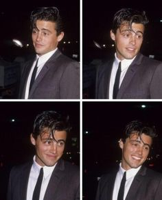 Because Joey Tribbiani