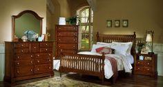 Bassett furniture is definitely the biggest manufacturer of wooden bedroom furniture. http://www.amcondo.com/modern-furniture/bassett-furniture/
