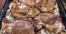 """Takiej karkówki jeszcze nie jedliście – """"Cygan w Rondlu"""" zachwyci nawet . No Salt Recipes, Pork Recipes, Cooking Recipes, Kebab, Czech Recipes, Hungarian Recipes, Pork Dishes, Food Inspiration, Food Videos"""