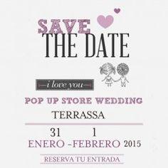 #Terrasa #Barcelona #PopUpStore #Wedding ^_^ http://www.pintalabios.info/es/eventos-moda/view/es/1934 #ESP #Evento #Bodas