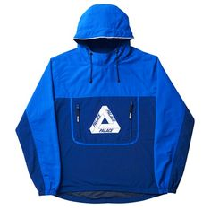 97947cbd4a1c Palace Over Park Shell Top Jacket. Colors  Black Blue Size  M-