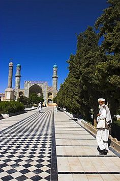 The Friday Mosque (Masjet-e Jam), Herat, Afghanistan, Asia