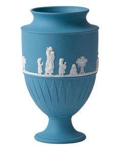 Wedgwood Jasper Classic Vase - for my dream home, someday