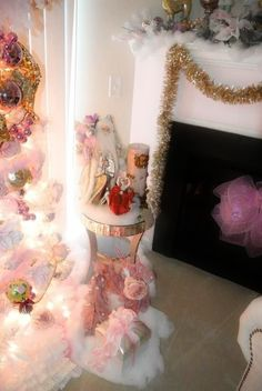 Shabby chic christmas | Shabby chic Christmas | christmas Ideas