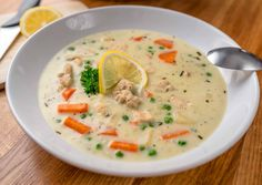 Chicken soup with tarragon Croatian Recipes, Hungarian Recipes, Turkey Recipes, Soup Recipes, Cooking Recipes, Hungarian Cuisine, Hungarian Food, Pasta, Chia Puding
