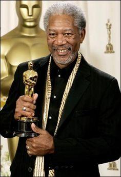 Morgan Freeman, Driving Miss Daisy (1989) , Unforgiven (1992) , Million Dollar Baby (2004)