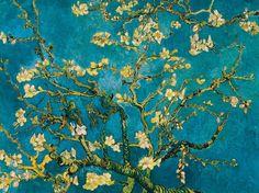 Van Gogh - Ramo di mandorlo in fiore
