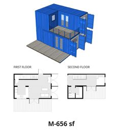 Mountaineer Container homes