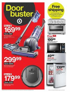 Target Black Friday 2019 Ads and Deals Browse the Target Black Friday 2019 ad scan and the complete product by product sales listing. Black Friday Camera, Black Friday Laptop Deals, Black Friday News, Black Friday 2019, Best Black Friday, Best Phone Deals, Conversation Starter Questions, Luggage Deals, Target Coupons