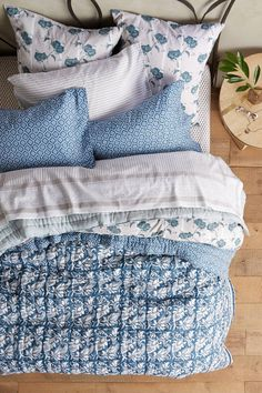 Anthropologie's New Arrivals: Colorful Bedding & Rugs - Topista #anthrofave