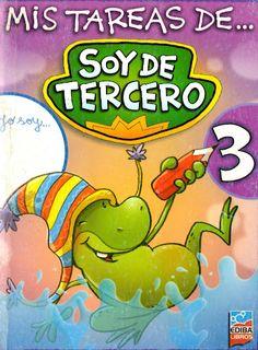 Mis tareas 3 Love Phrases, Spanish Classroom, Summer School, Childhood Education, Primary School, Back To School, Homeschool, Album, Teaching