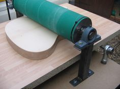 I got the Oscillating Spindle Sander blues... - FRETS.NET