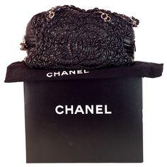 a9c2f5125178 biltmorelux.com #Chanel Rare Black Scrunch Leather Purse I wouldn't mind at