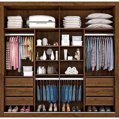 Wardrobe Room, Wardrobe Design Bedroom, Master Bedroom Closet, Bedroom Bed Design, Bedroom Furniture Design, Home Room Design, Home Decor Bedroom, Wardrobe Door Designs, Closet Designs