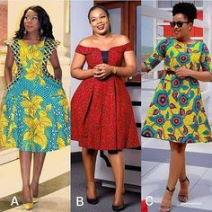 10 Images: Fascinating Ankara Gowns For Ladies – Latest African Fashion - Best African Fashion Ankara And Aso Ebi Styles in 2020 Latest African Fashion Dresses, African Dresses For Women, African Print Fashion, African Attire, Ankara Fashion, Africa Fashion, African Outfits, Ankara Gown Styles, Ankara Gowns