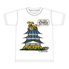 【チームしゃちほこ】しゃちほこSummer Tシャツ