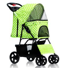 Cheap strollers for big children, Buy Quality stroller blanket directly from China stroller pushchair Suppliers: Portable folding   dog cat stroller ,pet strollers  four wheel puppy stroller for small medium dog, multi color,bearing 15KG
