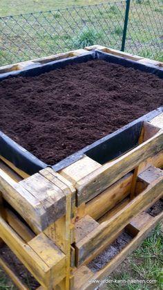 Sehen Sie Hier, Wie Sie Ein Hochbeet Richtig Befüllen ... Kuchen Garten Urban Cultivator Gewurze