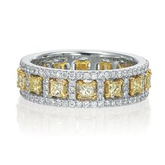 Yellow Diamond Band