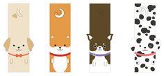 sanpo堂ブログ: マグネットブックマーカー「しおり犬」part3